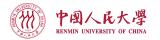 弘成慧考-中国人民大学