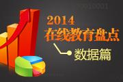 2014在线教育盘点——数据篇