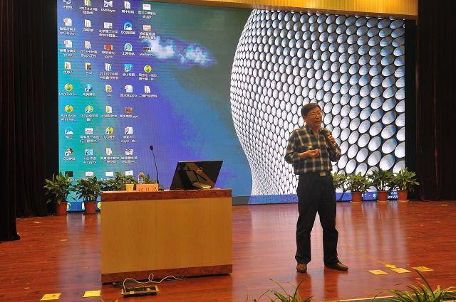 郑日昌教授带来高三家长考前心理讲座