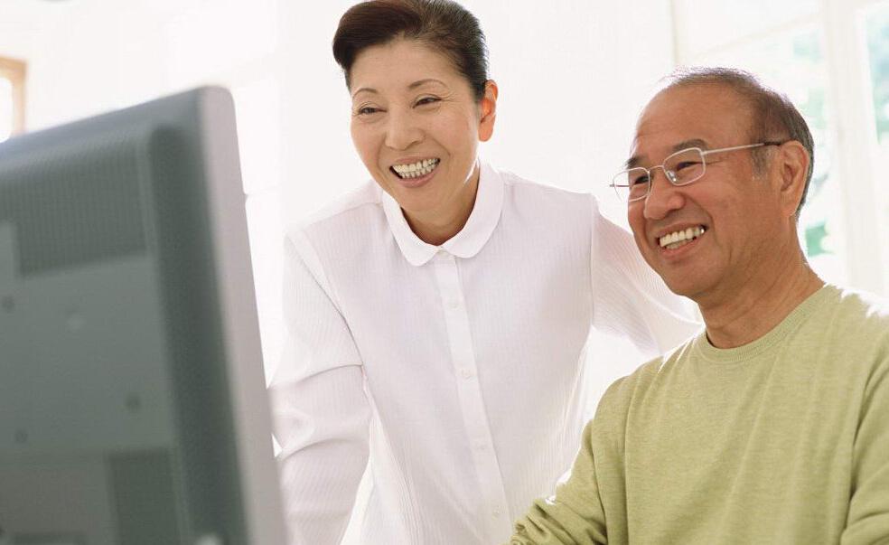 专家:中老年保持学习习惯能让生活更健康更快乐