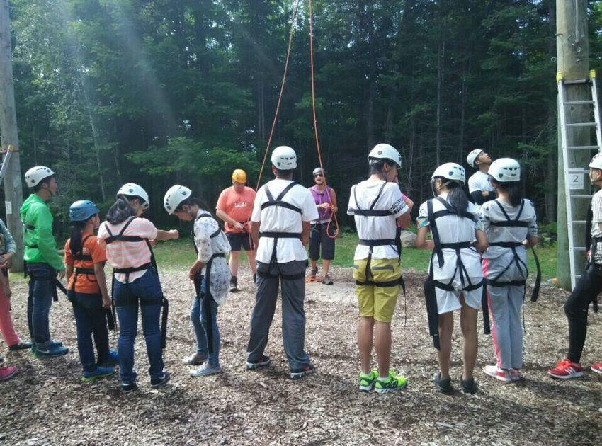 2015加拿大夏令营游学日志2