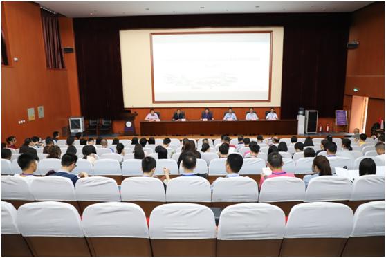 网络与继续教育学院举办广东肇庆市县区级人民法院综合素能提升培训班