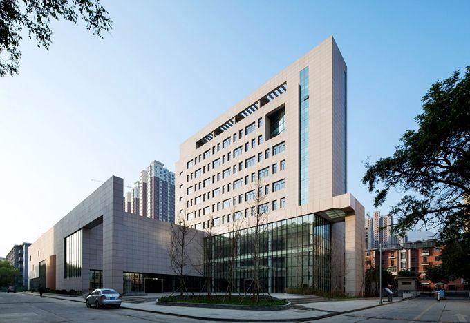 兰州大学城关校区(西区)—大学生活动中心