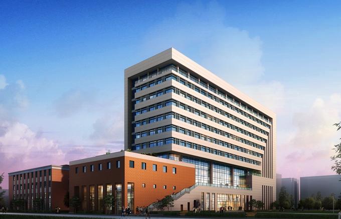 兰州大学城关校区(西区)—逸夫生物楼