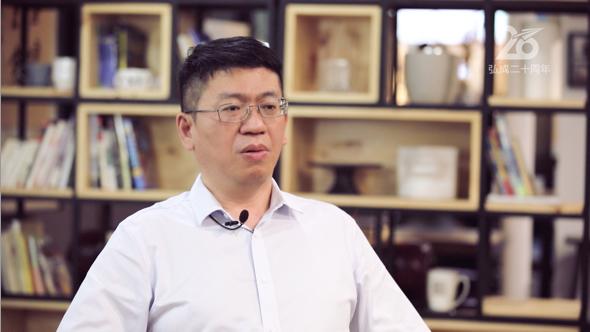 CTO羅中華:技術與時代合拍 ?讓教育更智慧